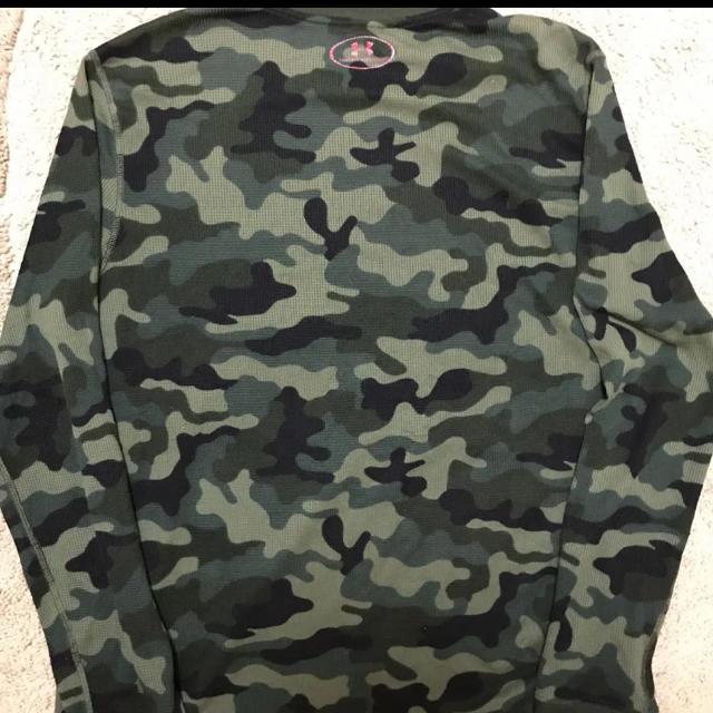 UNDER ARMOUR(アンダーアーマー)のまろ様専用アンダーアーマー迷彩柄長袖 ロンティー メンズのトップス(Tシャツ/カットソー(七分/長袖))の商品写真