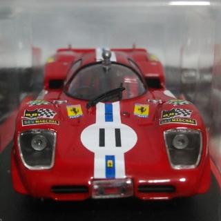 Ferrari512S NART 1/43ダイキャストモデル(ミニカー)