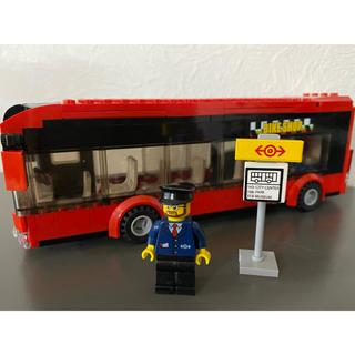 Lego - レゴ LEGO 60026 バス ミニフィグセット!