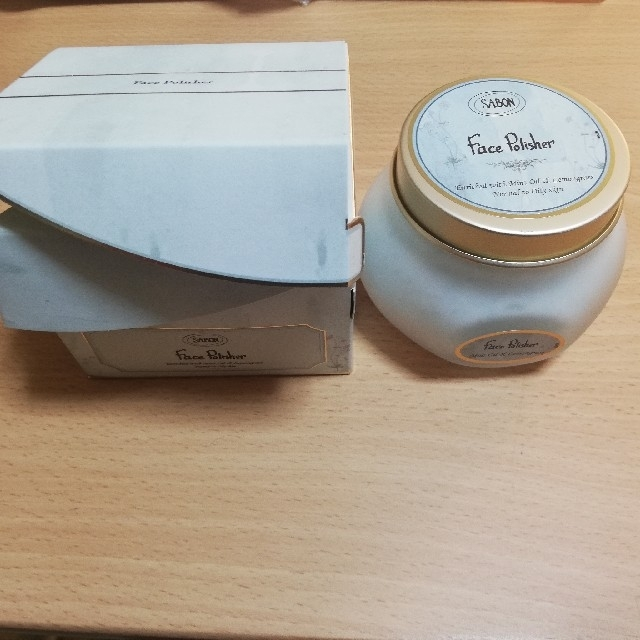 SABON(サボン)のサボン SABON フェイスポリッシャー 200ml コスメ/美容のスキンケア/基礎化粧品(洗顔料)の商品写真