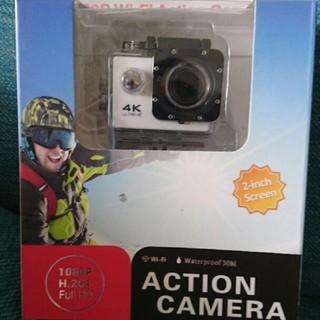 アクションカメラ(コンパクトデジタルカメラ)