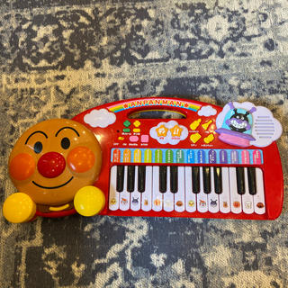 アンパンマン - 【大人気】アンパンのりのりおんがくたいキーボードだいすき