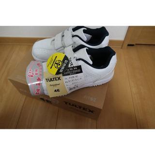 アイトス(AITOZ)の新品未使用 25.5cm 4E 白静電安全靴(ドレス/ビジネス)