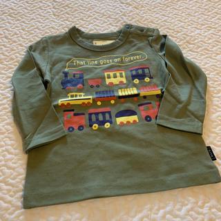 ベルメゾン(ベルメゾン)の(mame32様専用)ベルメゾンベビー服2点(シャツ/カットソー)
