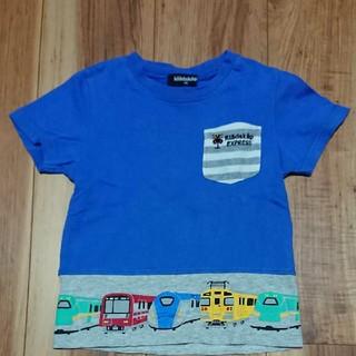 クレードスコープ(kladskap)のクレードスコープ プラレール Tシャツ(Tシャツ/カットソー)