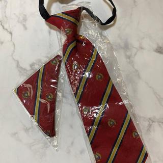 子供用 ネクタイ チーフ セット 未使用(ドレス/フォーマル)