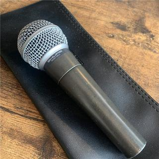 オーディオテクニカ(audio-technica)のSHURE SM58 USA ビンテージ(マイク)