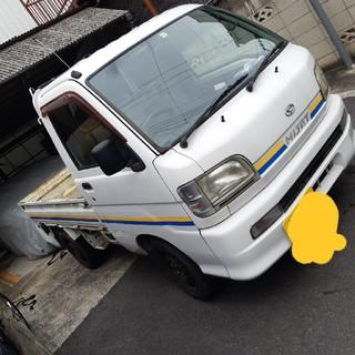 ダイハツ(ダイハツ)のダイハツハイゼット軽トラ!軽トラック!車検つき(車体)