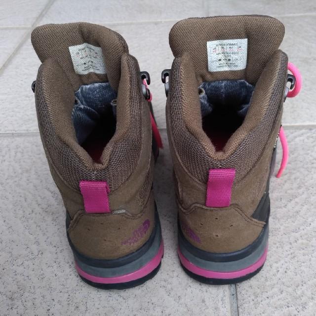 THE NORTH FACE(ザノースフェイス)のノースフェイス☆レディース トレッキングシューズ☆23,5㎝ レディースの靴/シューズ(スニーカー)の商品写真