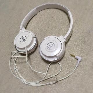 オーディオテクニカ(audio-technica)の【audio-technica】有線ヘッドホン(ヘッドフォン/イヤフォン)