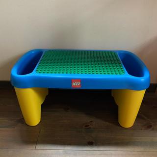 Lego - 希少 ★ レゴ デュプロ プレイテーブル 玩具  知育