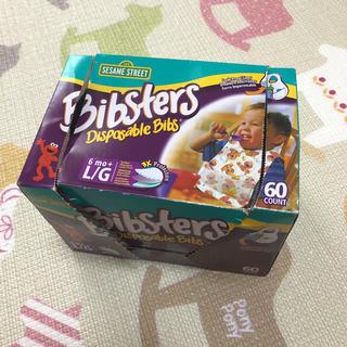 コストコ(コストコ)のコストコ ビブスター お食事 エプロン スタイ エルモ 26枚(お食事エプロン)