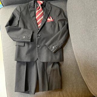 コムサイズム(COMME CA ISM)のコムサイズム スーツ 上130 下120 セット(ドレス/フォーマル)