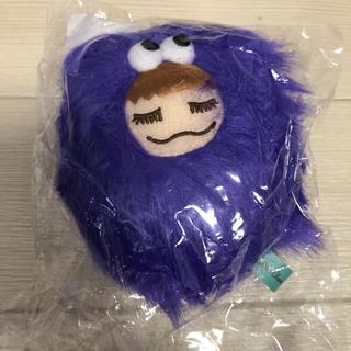 メゾンドリーファー(Maison de Reefur)のメゾンドリーファー 人形 紫(キーホルダー)