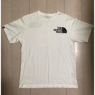 THE NORTH FACE - ノースフェイス 直営店限定 カモフラロゴ Tシャツ