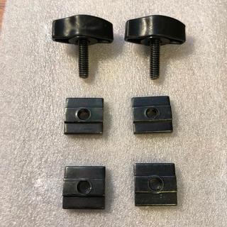 スーリー(THULE)のTHULE パーツ 部品 ボルトS Tトラックナット ケプニカイザー TH727(車外アクセサリ)