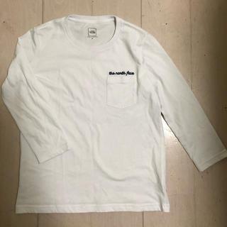 ザノースフェイス(THE NORTH FACE)のノースフェイス 七分袖 ポケットTシャツ(Tシャツ(長袖/七分))