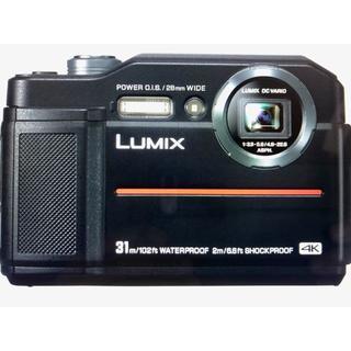 ■パナソニック(Panasonic) LUMIX DC-FT7(コンパクトデジタルカメラ)