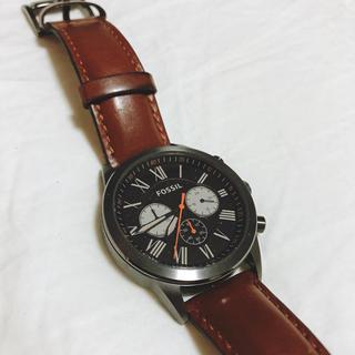フォッシル(FOSSIL)のフォッシル腕時計(腕時計(アナログ))