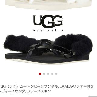 UGG - UGGビーチサンダル