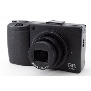リコー(RICOH)の★人気機種★リコー RICOH GR DIGITAL III(コンパクトデジタルカメラ)