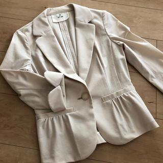 エフデ(ef-de)のジャケット 春夏(テーラードジャケット)