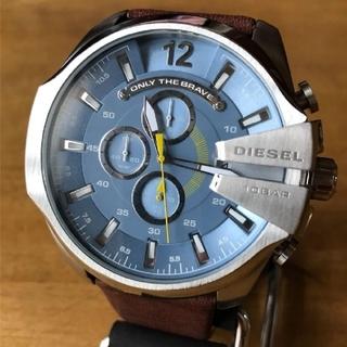 ディーゼル(DIESEL)の【新品】ディーゼル DIESEL クロノグラフ 腕時計 メンズ DZ4281(腕時計(アナログ))