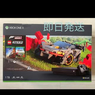 エックスボックス(Xbox)のXbox One X (LEGO® Speed Champions 同梱版)(家庭用ゲーム機本体)