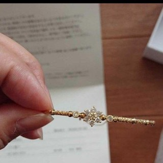 JEWELRY TSUTSUMI - k18 ダイアモンド バングル