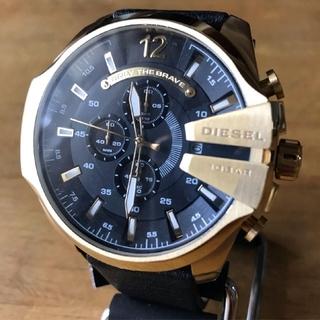 ディーゼル(DIESEL)の【新品】ディーゼル DIESEL メガチーフ メンズ 腕時計 DZ4344(腕時計(アナログ))