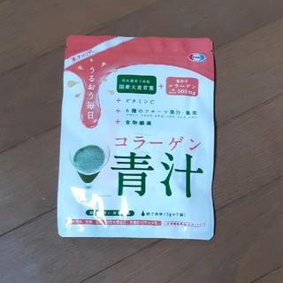 エーザイ(Eisai)のEisai コラーゲン青汁(青汁/ケール加工食品)