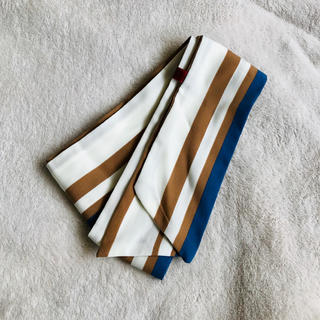 アーバンリサーチ(URBAN RESEARCH)のツイリースカーフ タイスカーフ(バンダナ/スカーフ)