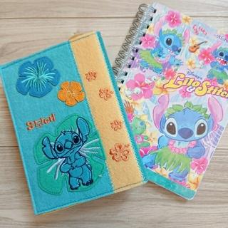 Disney - 【未使用】Disney スティッチ ノート ★2冊セット★