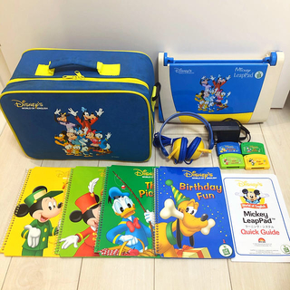 Disney - 【絶版】DWE ミッキーリーフパッド ディズニー英語システム