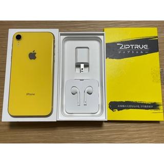Apple - iPhone XR Yellow 128 GB SIMフリー