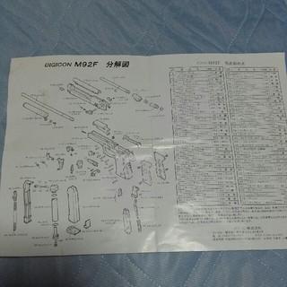 デジコンベレッタM92F (ガスガン)