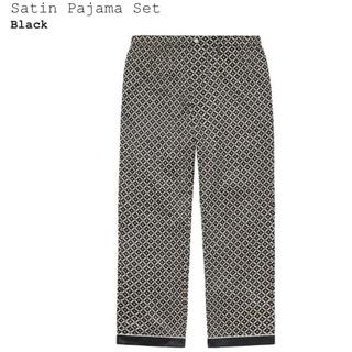 シュプリーム(Supreme)のSupreme Satin Pajama Black パンツ 格安(その他)