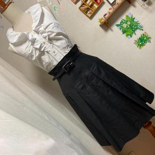 ナラカミーチェ(NARACAMICIE)の美品 ナラカミーチェ スカート(ひざ丈スカート)