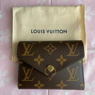 LOUIS VUITTON - 新品未使用❣️ポルトフォイユ・ヴィクトリーヌ M62472 ミニ財布❣️