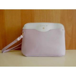 ヨンドシー(4℃)の美品♡ 即購入歓迎♡ Luria4℃ ショルダーバッグ(ショルダーバッグ)