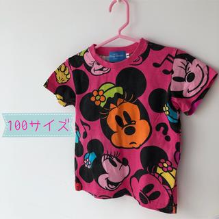 ディズニー(Disney)のディズニー リゾート Tシャツ 100cm(Tシャツ/カットソー)