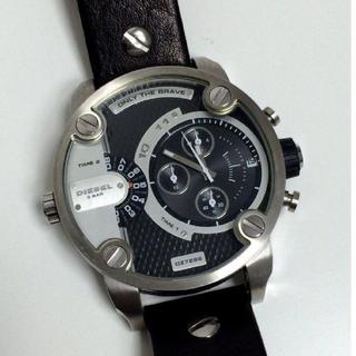 ディーゼル(DIESEL)の【新品】ディーゼル DIESEL デュアルタイム 腕時計 DZ7256(腕時計(アナログ))