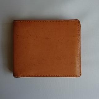 ツチヤカバンセイゾウジョ(土屋鞄製造所)の土屋鞄製造所 二折財布 ヌメ革(折り財布)