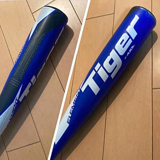 タイガー(TIGER)の美津和タイガー(少年軟式用金属製バット)(バット)