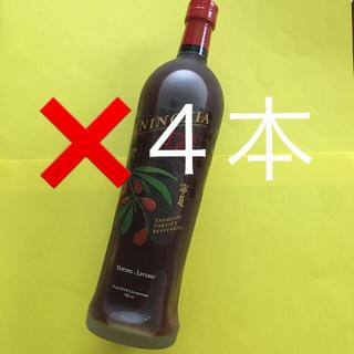 ニンシアレッド4本セット ヤングリヴィング  (エッセンシャルオイル(精油))