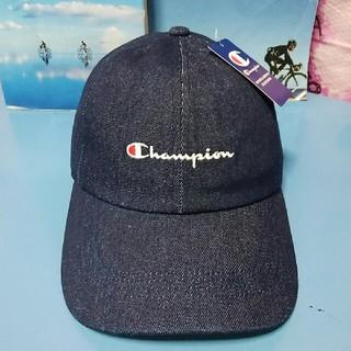 Champion - Cキャップ最新デニムチャンピオン