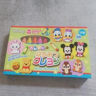 ディズニー(Disney)のさんかくのはちみつクレヨン(クレヨン/パステル)