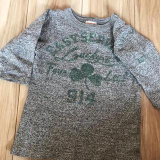 デニムダンガリー(DENIM DUNGAREE)のデニムアンドダンガリー  7分丈Tシャツ(Tシャツ/カットソー)