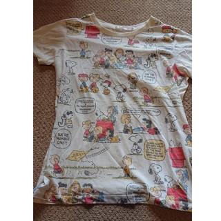 ユニクロ(UNIQLO)のユニクロ スヌーピーUT(Tシャツ(半袖/袖なし))