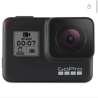 ゴープロ(GoPro)のGopro HERO7 Black [CHDHX-701] (ビデオカメラ)